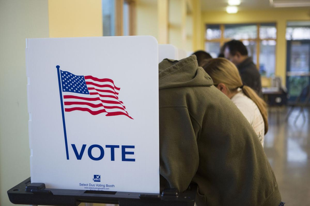 Absentee ballots were more than a quarter of all votes cast