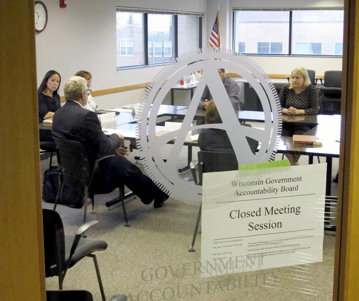 Wisconsin Ethics Commission Meeting