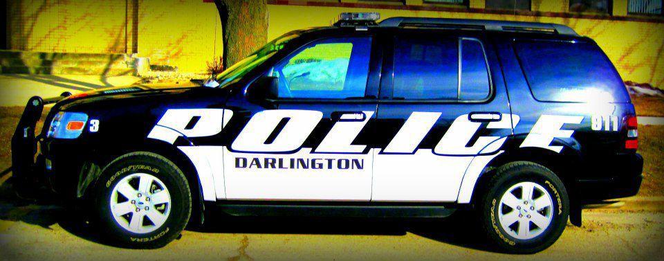Darlington Police squad