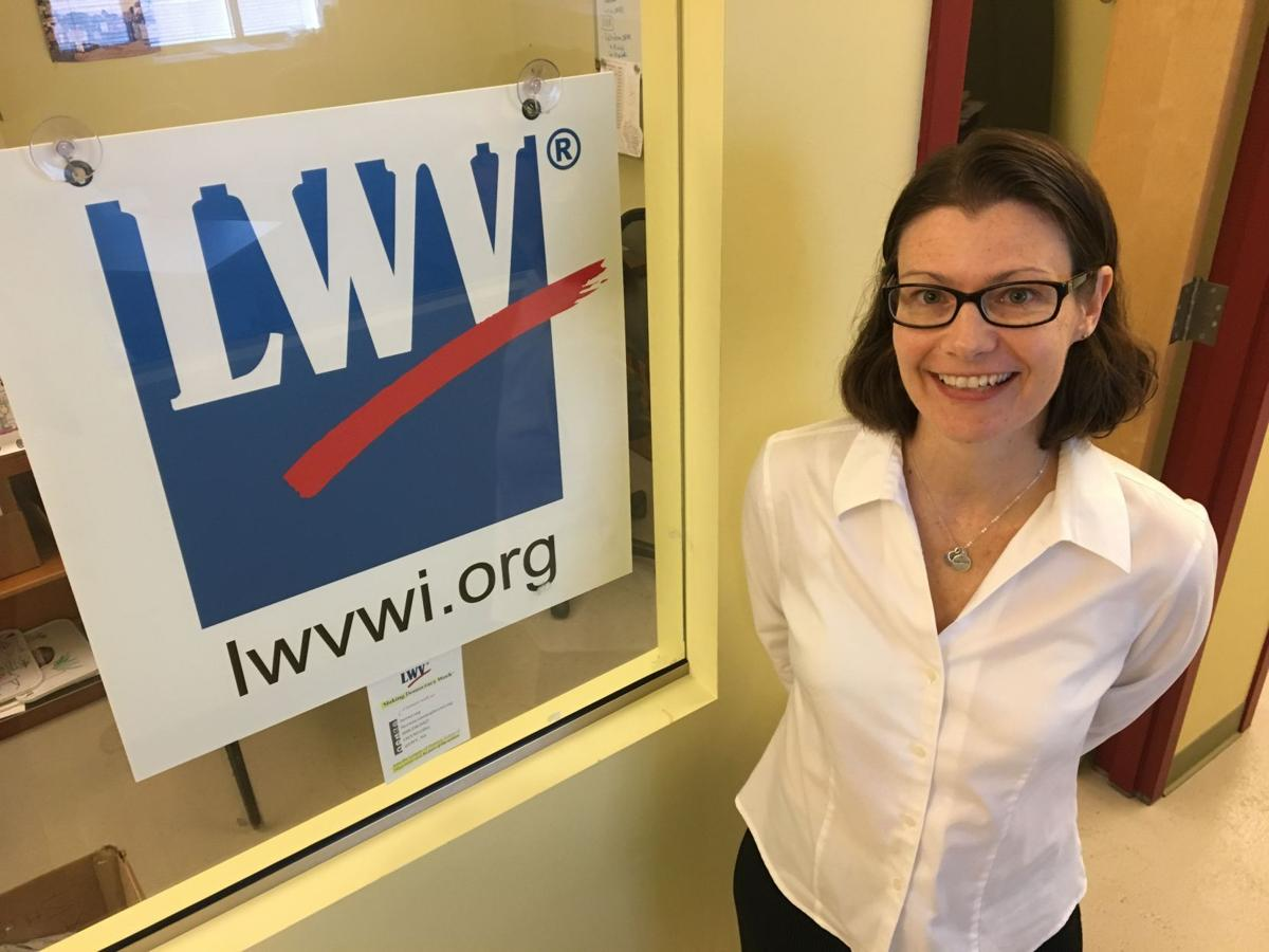 Know Your Madisonian: New League of Women Voters director Erin Grunze