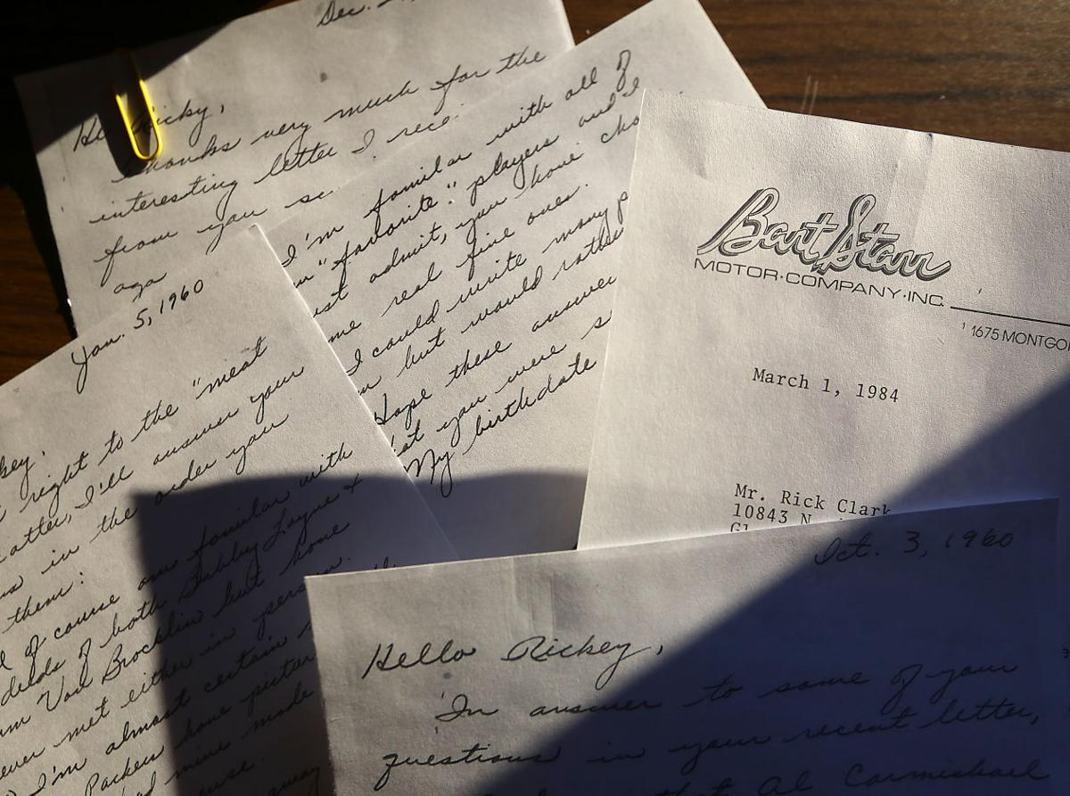 Bart Starr Letters