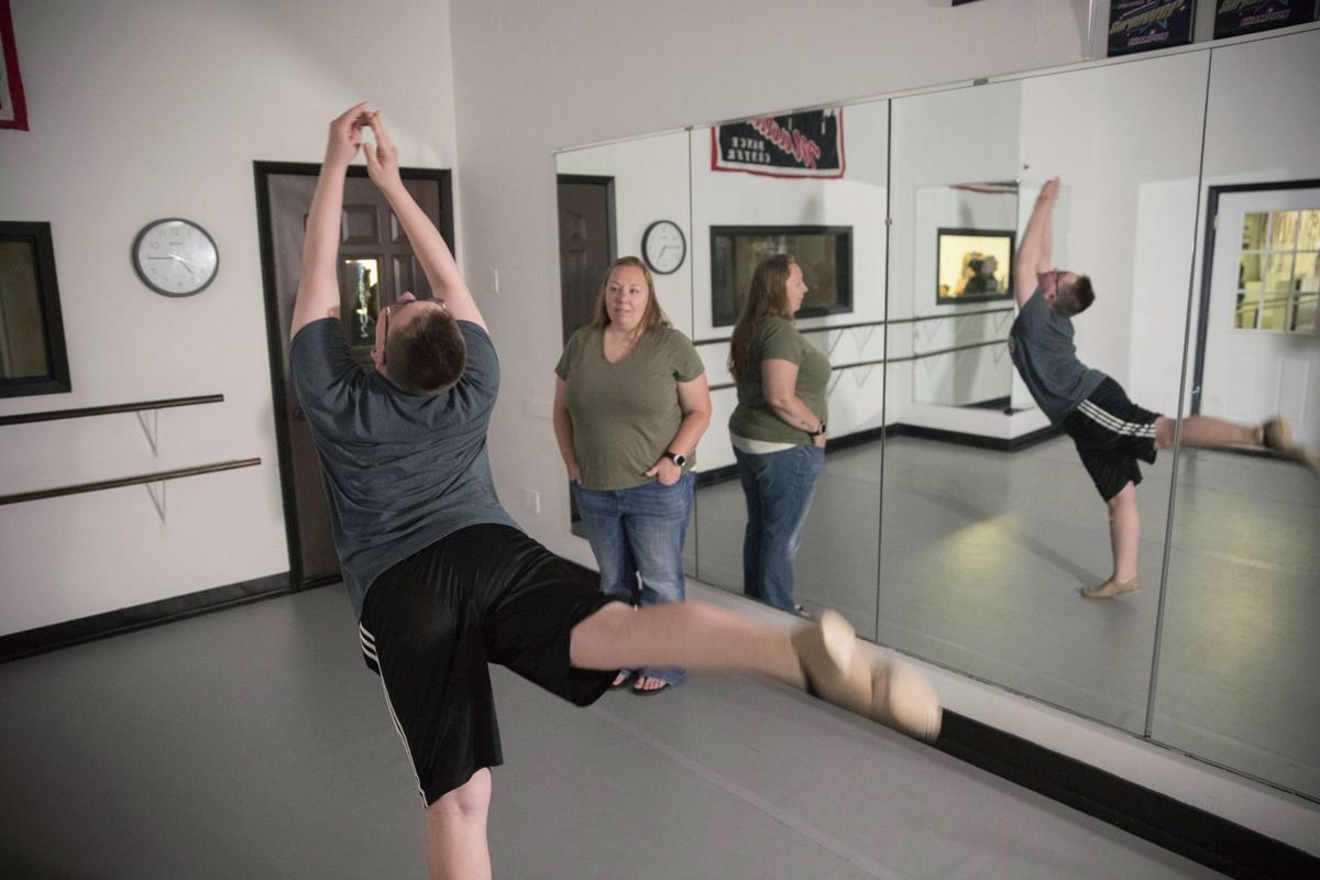 Boy Dancer Banned