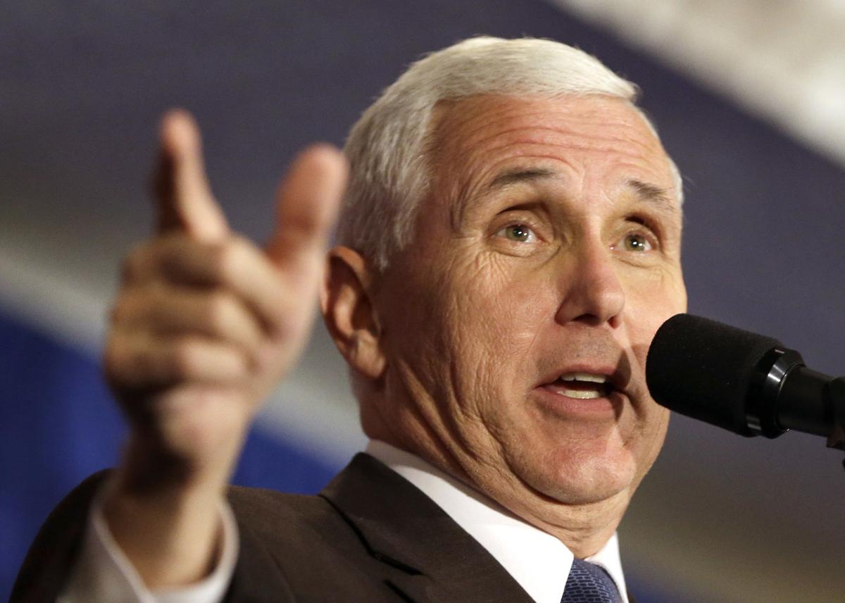 Mike Pence, Paul Ryan urge Republicans to 'come home' for ...