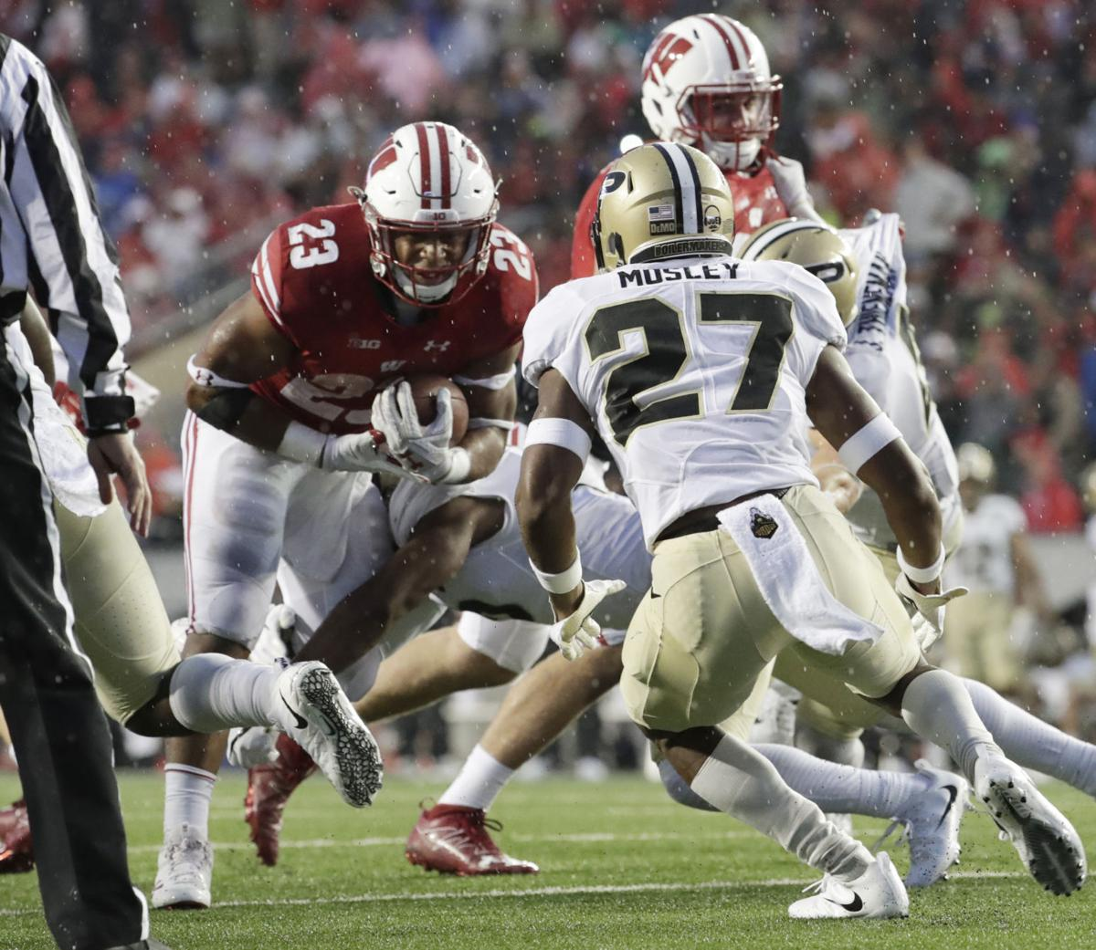 Badgers football: Grading Wisconsin's performance against ...