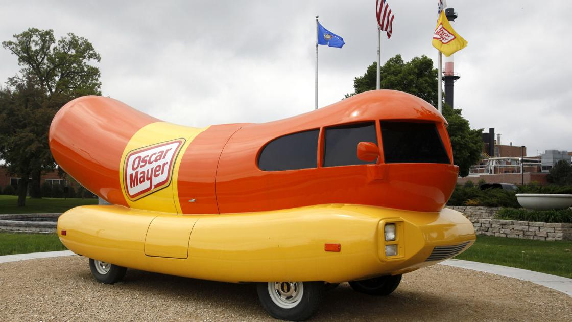 Wiener Hot Dog Truck