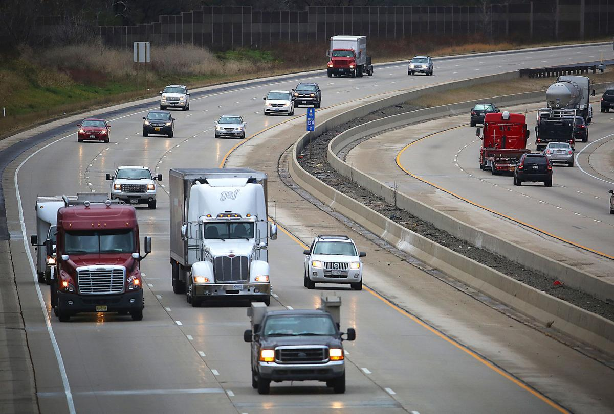 Interstate 90 toolling