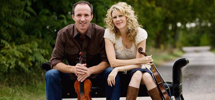 Natalie MacMaster & Donnell Leahy OVERTURE CENTER FOR THE ARTS
