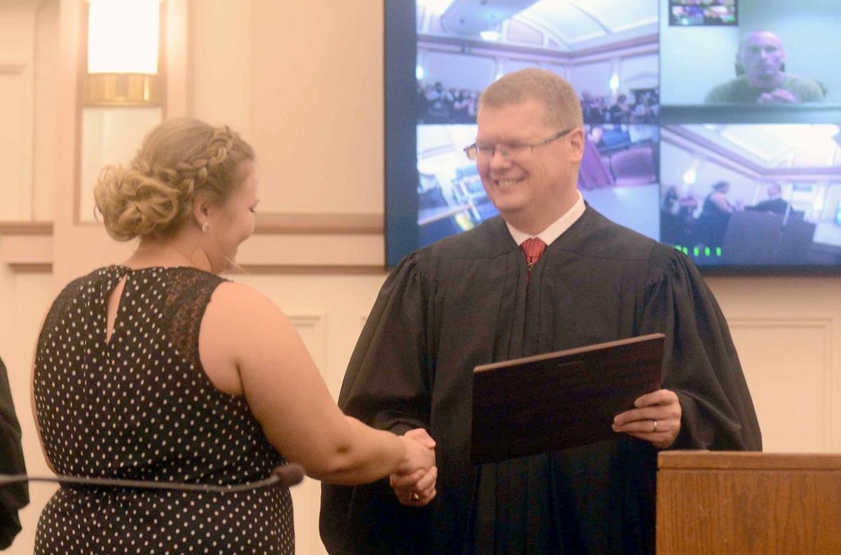 Sauk County drug court graduate's probation revoked