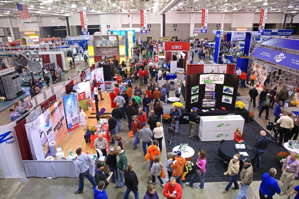 World Dairy Expo trade show