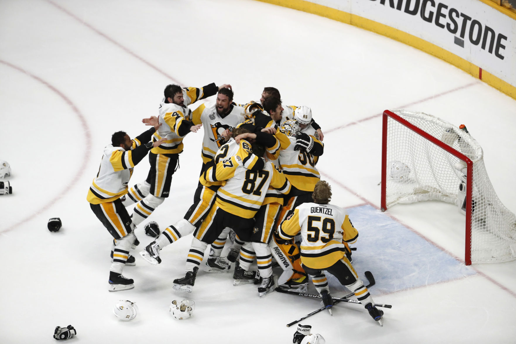 Pittsburgh Penguins Win Stanley Cup Final