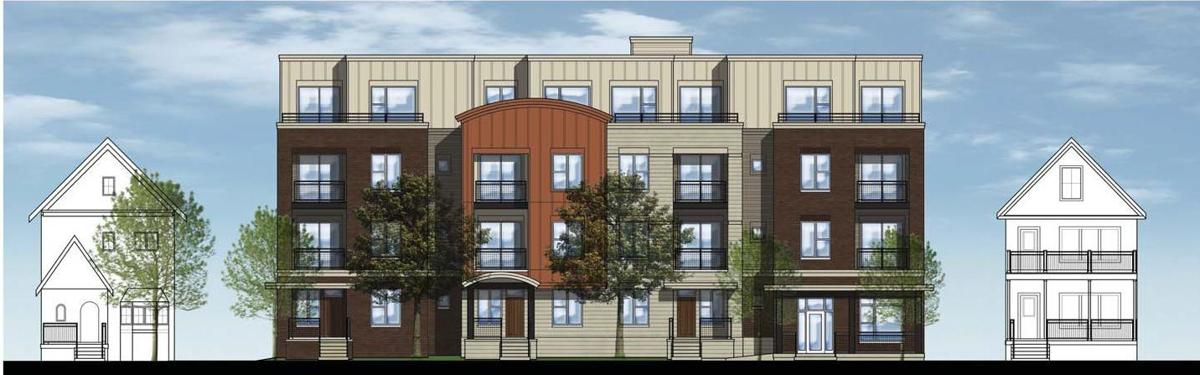 Mifflin Street development rendering
