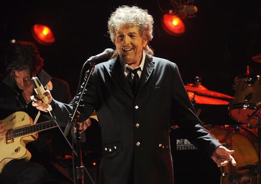 Don't think twice, it's all right: Bob Dylan wins Nobel Lit