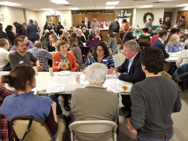 With no front-runner, sprawling Democratic gubernatorial field taking shape (copy)