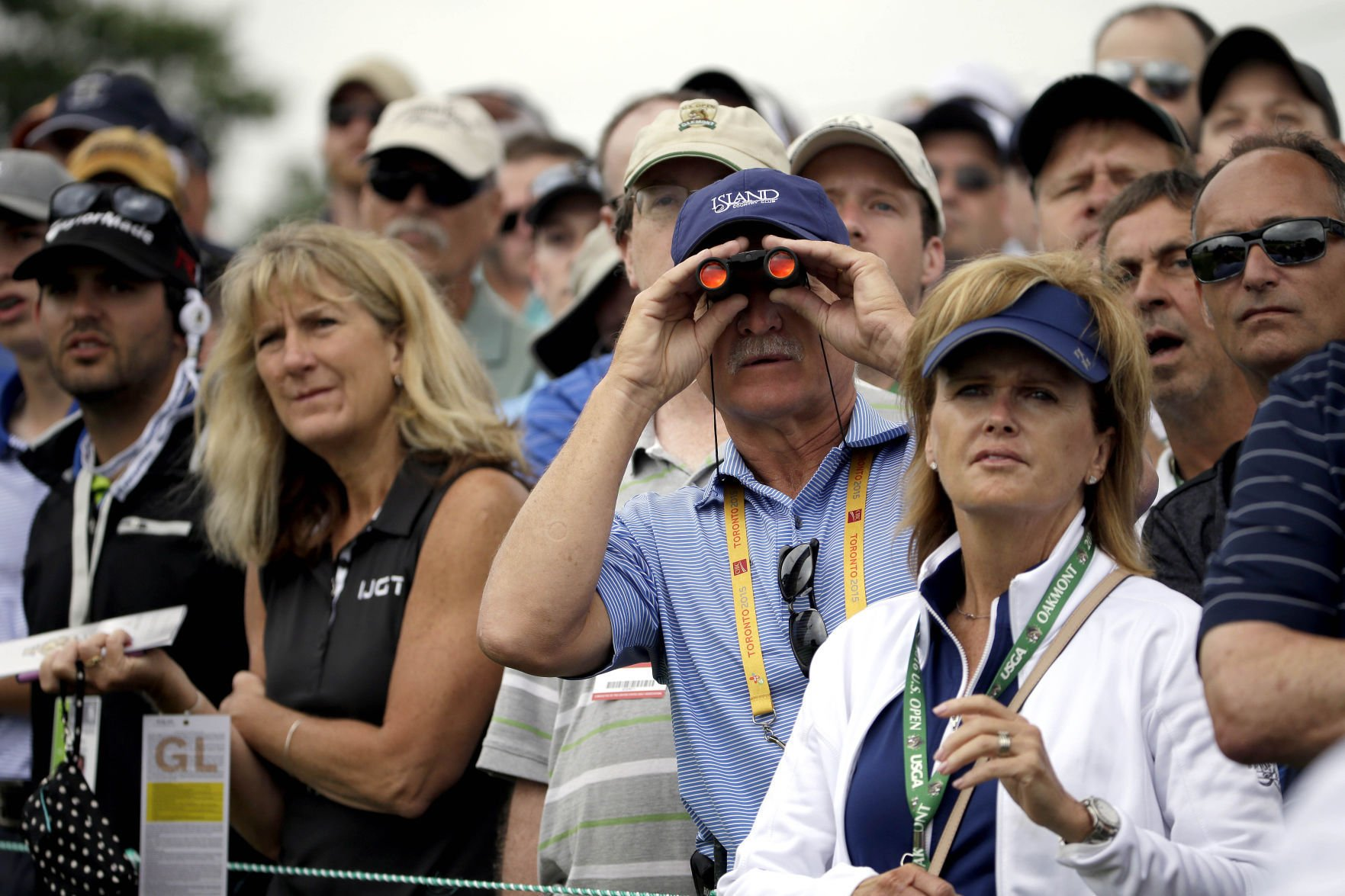 Pro golf Parking and rules at the US Open at Erin Hills Golf