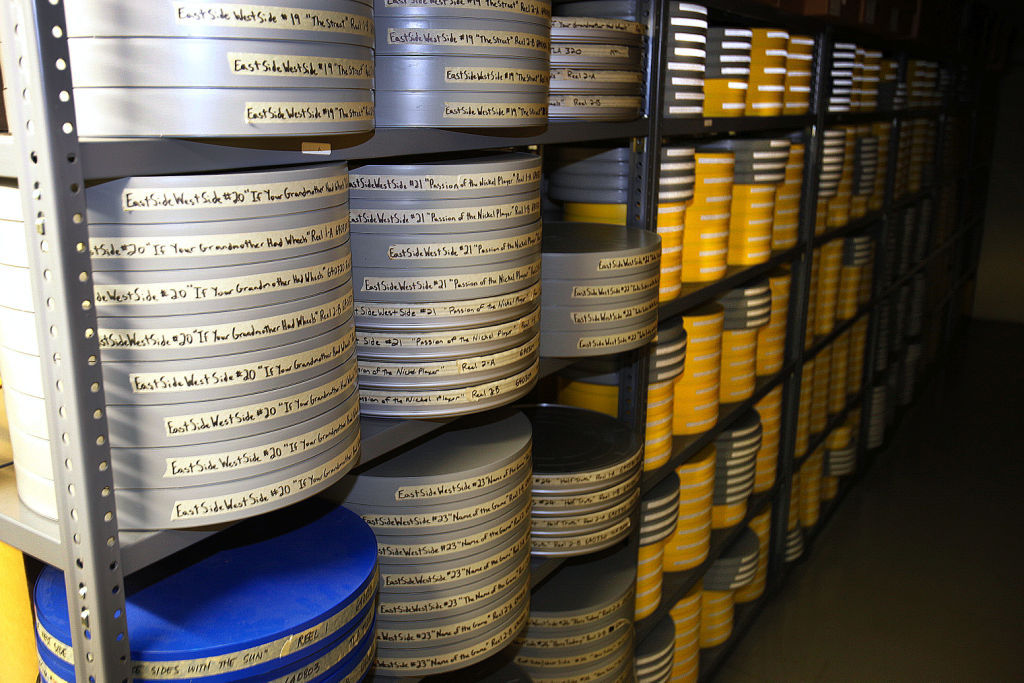Films at the Center for Film and Theater Research