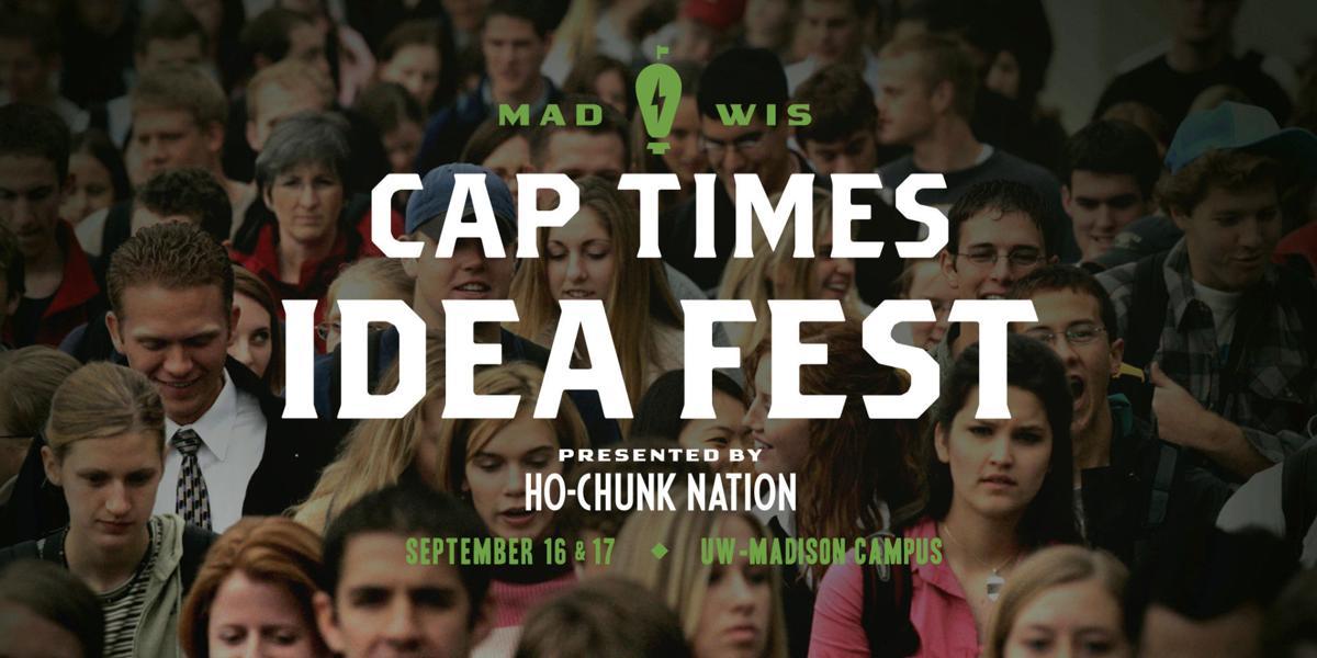 Cap Times Idea Fest main image