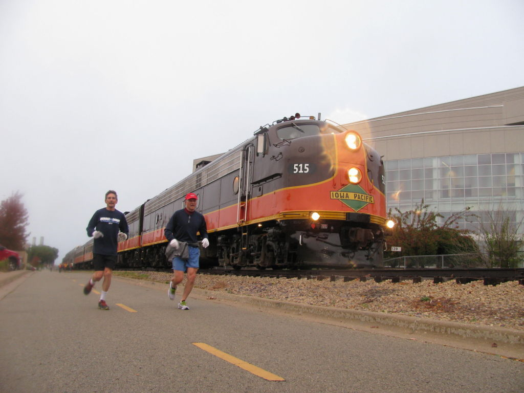 Passenger rail service returns to Madison