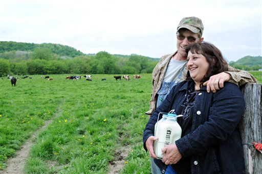 State legalization of raw milk seen as benchmark