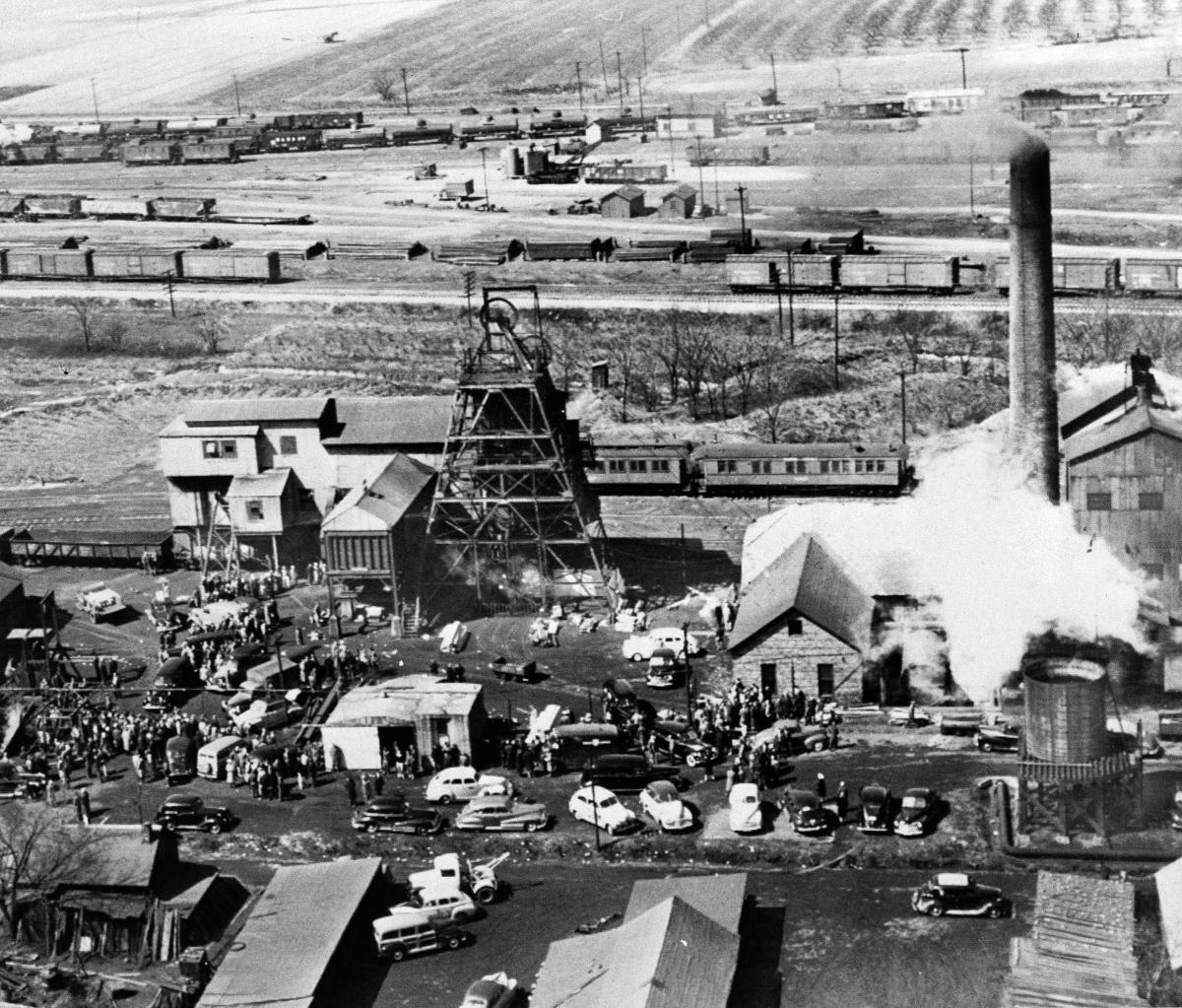 Centralia Mine Disaster