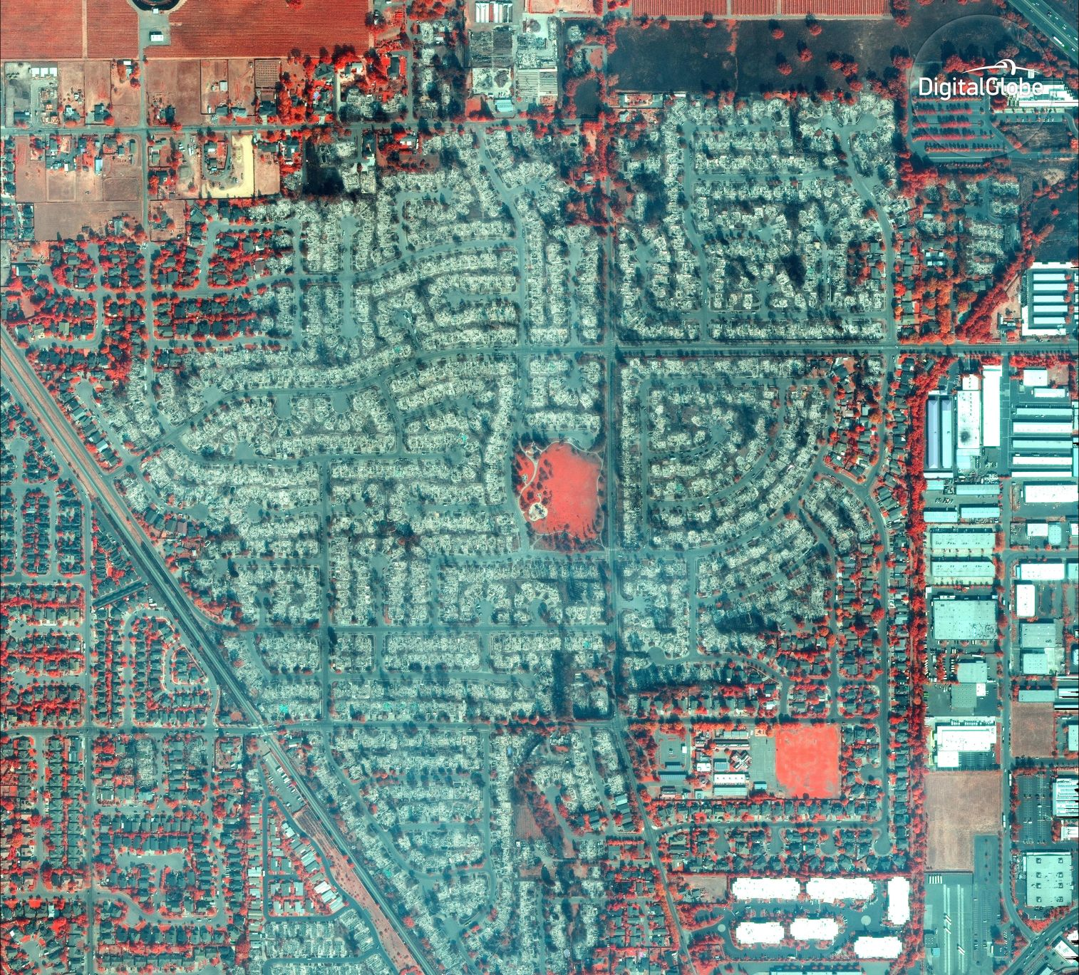 San Jose Calif Map%0A Photos  Winds whip new terror into deadly California wildfires   National    host madison com