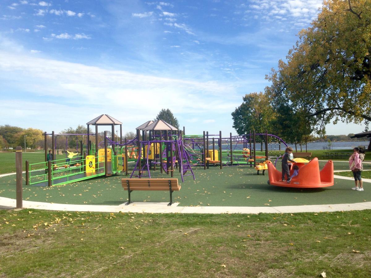 Brittingham Park playground park
