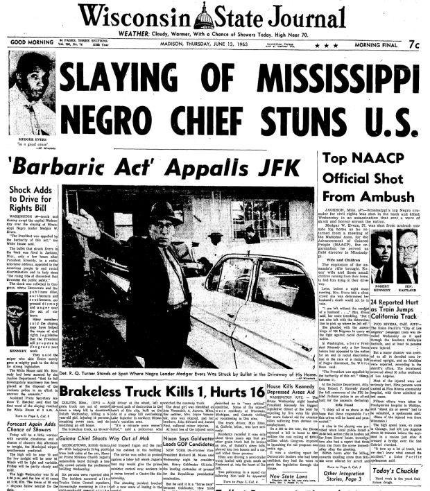 Mississippi Burning review – incandescent civil rights thriller