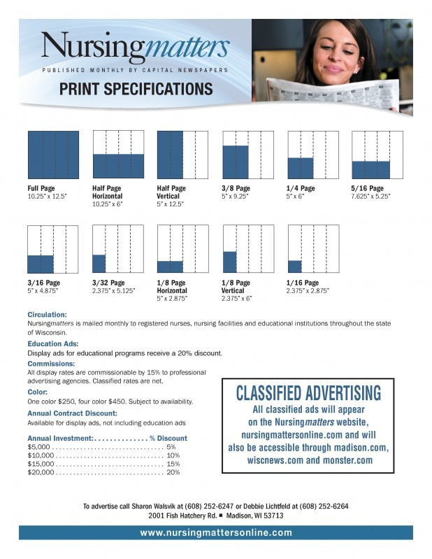 Print Specifications