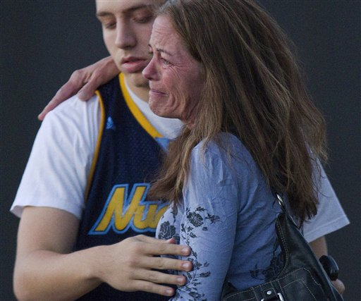 Denver Shooting At Batman The Dark Knight Rises Jessica: 'He Looked Like An Assassin': 12 Killed, 59 Hurt In