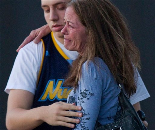 'He Looked Like An Assassin': 12 Killed, 59 Hurt In
