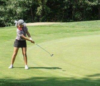 Prep girls golf photo: Middleton's Payton Hodson