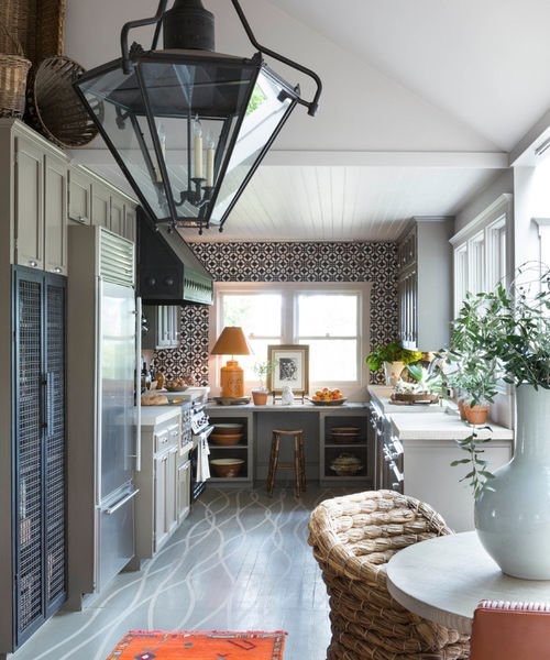 It's All In The Details In A California Kitchen