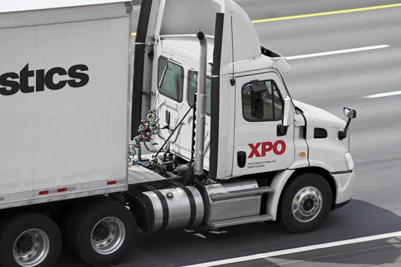 The XPO Logistics, Inc. (XPO) Price Target Raised to $70.00 at KeyCorp