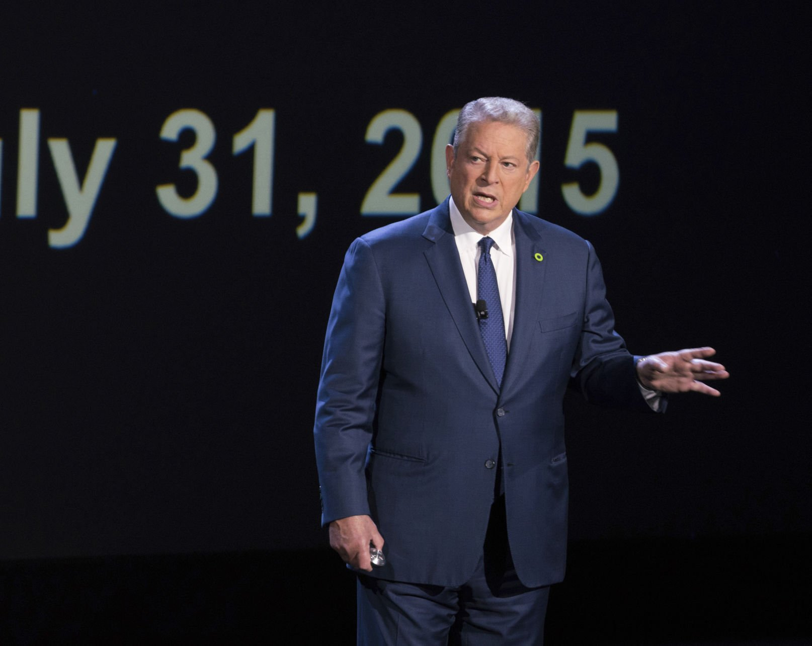 Al Gore's climate change documentary sequel to premiere