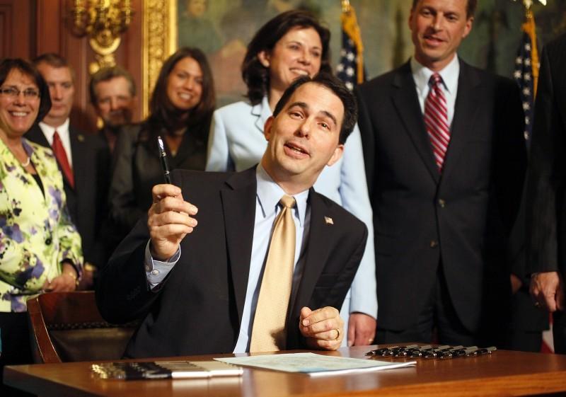 Voter ID bill signing