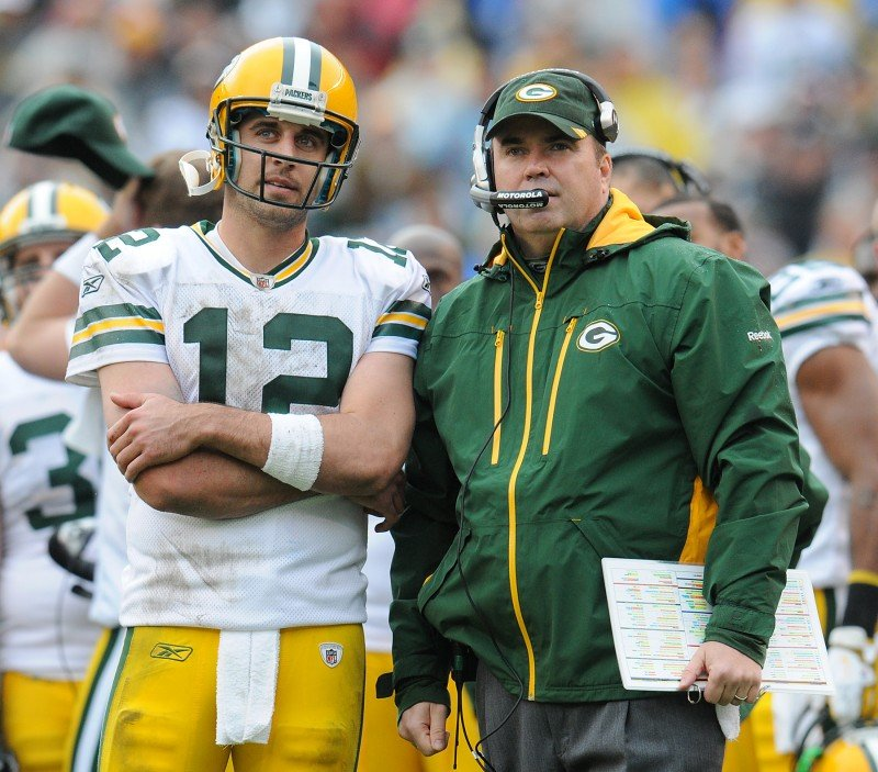San Diego Chargers Coaches History: Midseason Report Card: Unbeaten Packers Don't Get Straight
