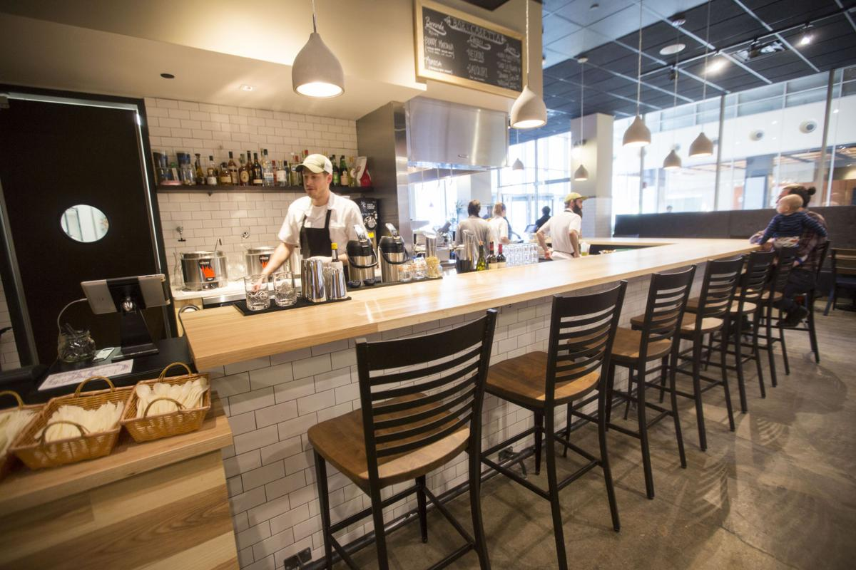 Restaurant Kitchen Counter let's eat: casetta kitchen and counter has sandwich ideals