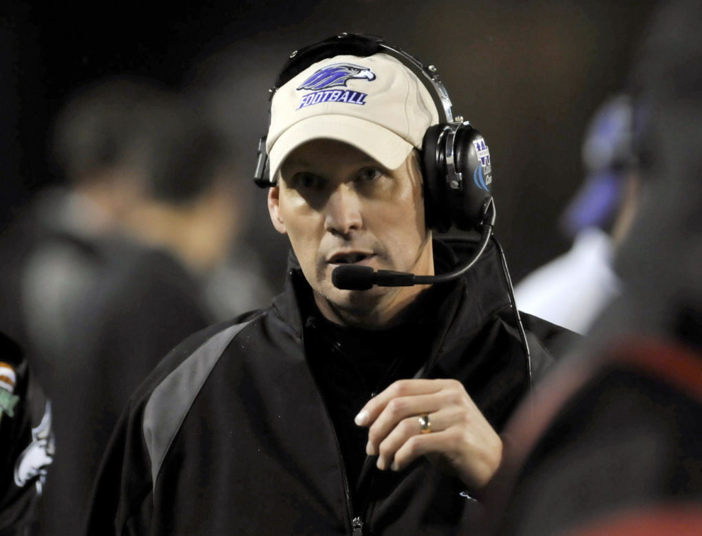 Lance Leipold 2011, AP photo