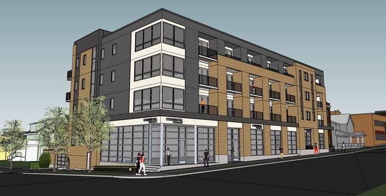 Monroe Street Development To Feature Upscale Apartments