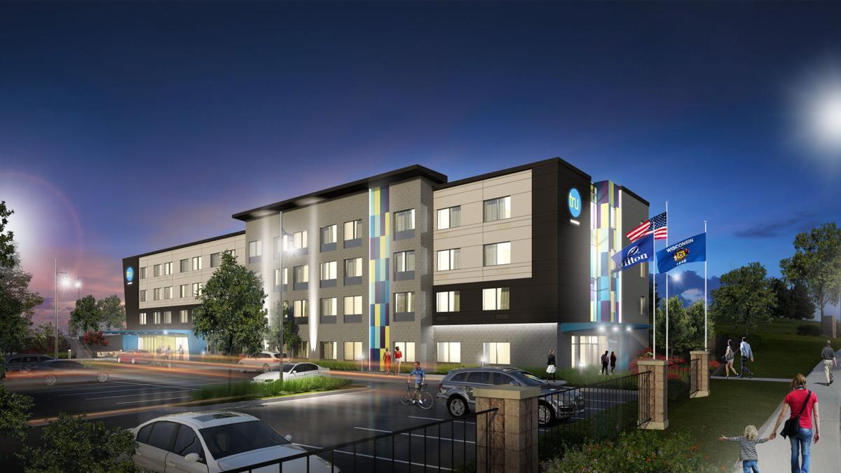 Construction On West Side Tru Hotel To Begin In Early 2017