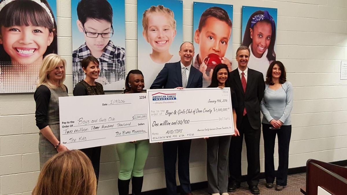 Boys and Girls Club multi-million grant