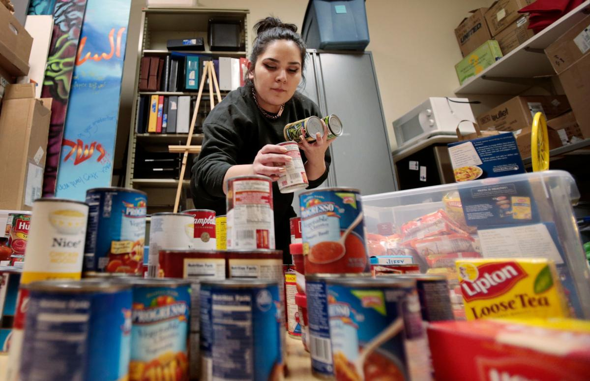 What To Give Food Pantries