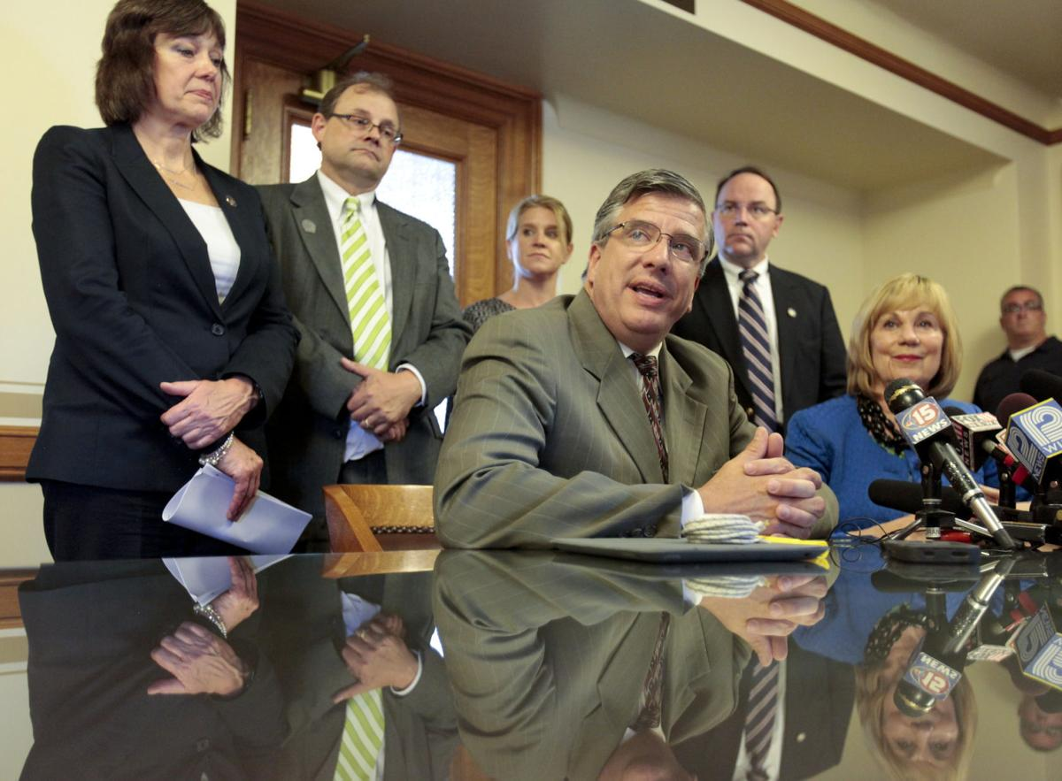Republicans control Joint Finance Committee, State budget, State Journal photo (copy)