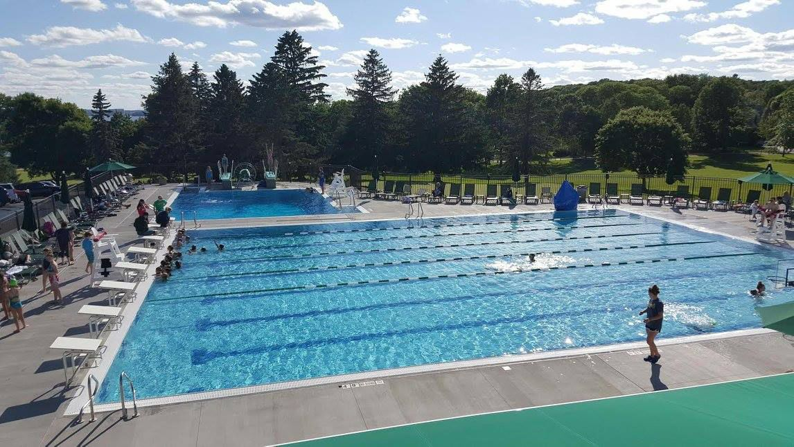 maple bluff country club pool 7-27