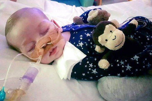 UK parents say life support to end for terminally ill son