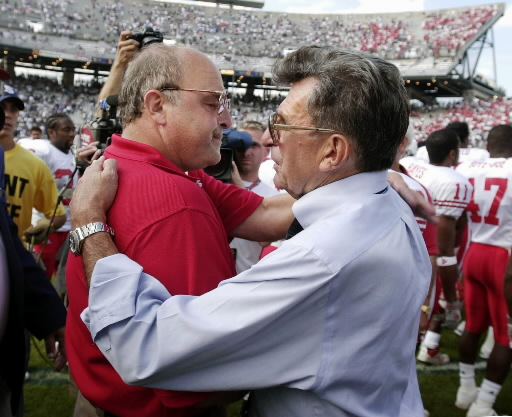 Joe Paterno, Barry Alvarez