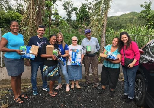 Puerto Rico Relief Fund of South Central Wisconsin