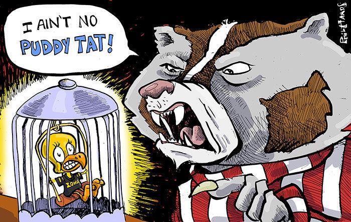 Tweety Hawk tawt he taw a puddy tat