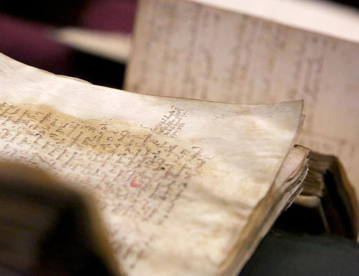 13th-century Latin Bible