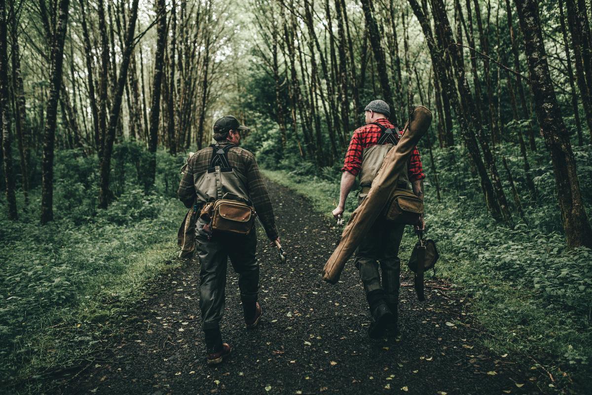 Men's Night + Fly Fishing Rendezvous FONTANA SPORTS