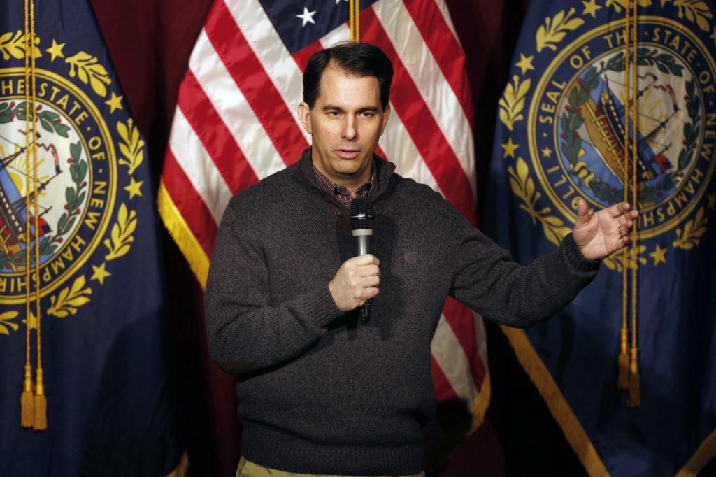 Scott Walker surging in New Hampshire, South Carolina polls